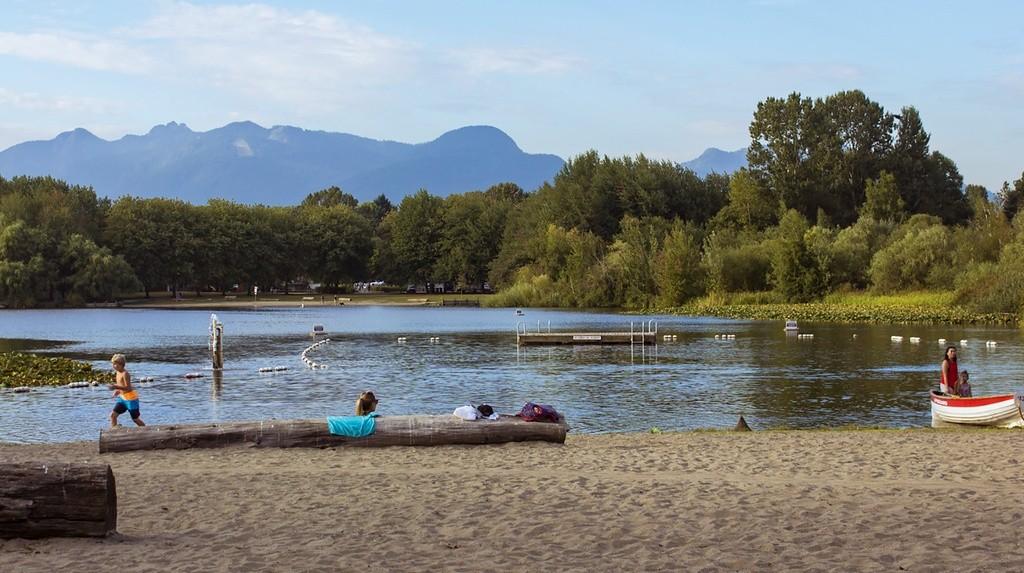 Trout Lake (VCH) - Swim Guide