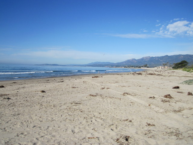 Carpinteria State Beach Swim Guide