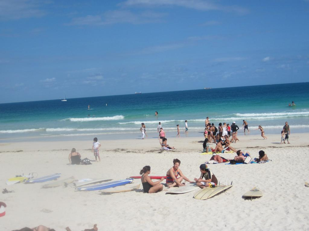 South Beach Park, Miami Beach - FHB - Swim Guide